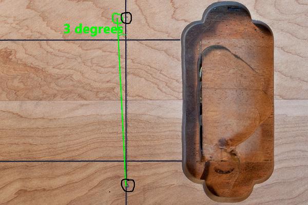 mark-the-positions-of-the-bridge-posts-closeup