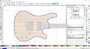 Pilot Course: Guitar Design With Inkscape | Project Electric