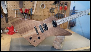 Gibson Explorer nearly completed