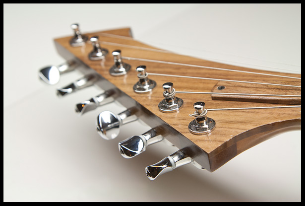 Explorer headstock