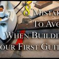 8 mistakes to avoid when building your first guitar