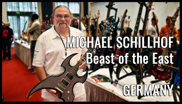 Michael Schillhof, Beast of the East, GERMANY