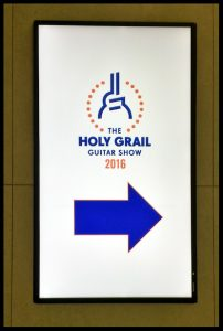 2016 The Holy Grail Guitar Show