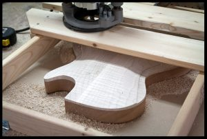 Neck-plane angle is cut