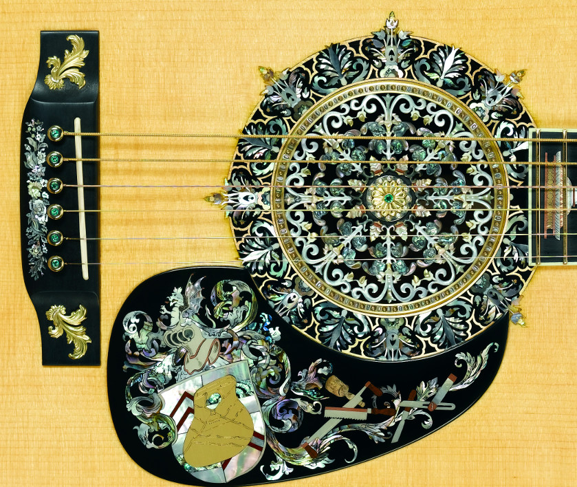 Larry Robinson Inlay